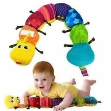 HOT Baby Infant Kids Lama_ze Musical Inchworm Soft Developmental Lovely Baby Toy