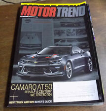 Monthly Motor Trend Automobile 2000-Now Magazine Back Issues
