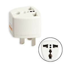 Travel UK to Australian UK to AU Power Adapter Converter Wall Plug Socket