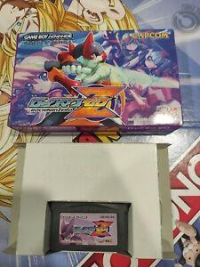 ⭐ ROCKMAN ZERO NINTENDO GAME BOY ADVANCE GBA JAPAN JAP NTSC-J 🇯🇵⭐