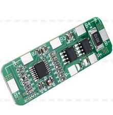 3.7v BMS PCB batería Charger protección Board para 4 packs Li-ion batería 18650 GL