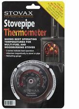 Stovax stove thermometer multifuel - wood burning 3046