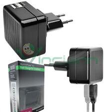 Caricabatterie doppio KENSINGTON AbsolutePower casa per LG Optimus 4x P880 2A X2