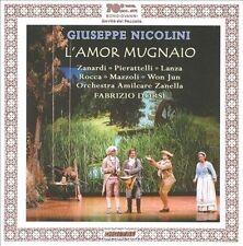 L'amor Mugnaio O Sia I Mulinari, New Music