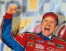 "MARK MARTIN SIGNED NASCAR 8"" x 10"" PHOTO W/ COA"