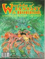 WORLDS OF FANTASY & HORROR 3 (WEIRD TALES) Lord Dunsany