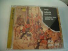 ENSEMBLE CLEMENT JANEQUIN DOMINIQUE VISSE CD LA BATAILLE CHANSON ET MESSE.