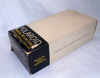 Vintage POLAROID Land Camera Automatic 100 with Flash in Box USA Perfect Cond.