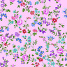 Sweet Perfume: Pink Floral Vines Fabric - Studio E Sold BTY