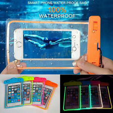 Premium Big Waterproof Underwater Pouch Dry Bag Case Cover For Samsung iPhone X