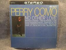 33 RPM LP Record Perry Como No Other Love RCA Camden Records 1966 CAS-941