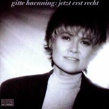 Gitte (Haenning) [CD] Jetzt erst recht (1987)