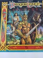 Vintage 1987 Dungeons And dragons legends calendar