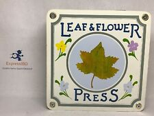 (KP) Vintage Leaf & Flower Press Made Exclusively for Lillian Vernon Crafting