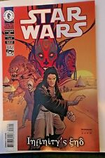 STAR WARS INFINITY'S END # 1 DARK HORSE COMICS MINT CONDITION NEVER READ