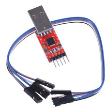 CP2102 T1 3.3v to ttl uarts module serialConverter download USB drive'wire brush