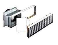 EDILKAMIN  griglia grigia o gialla accessorio bocchetta B2 senza serranda cm9x36