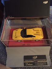 DIECAST 1/18 BBR FERRARI GTO 288 1984 VERY RARE Giallo Modena limited 5 pcs