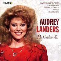 AUDREY LANDERS - MY GREATEST HITS   CD NEU