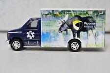 Busch 41847 Ford Ambulance Wyoming Medical Center Moose NIB