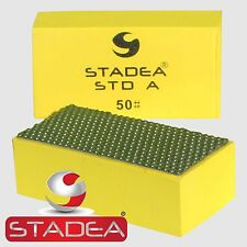 Diamond Hand Polishing Pad GRANITE MARBLE:4 Pc Pads Set