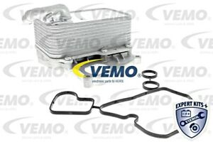 Engine Oil Cooler VEMO Fits AUDI VW A4 Allroad Avant A5 Sportback A6 59117015P