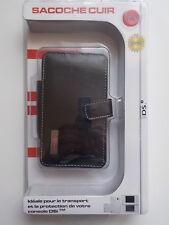 Sacoche cuir pour DSi boitier de protection neuf idéal pour transport