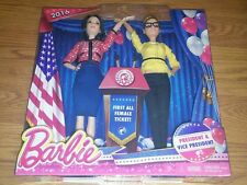 Barbie 2016 President and Vice President female on the ticket