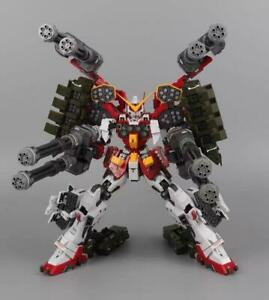 5Zerotoys MG 1/100 Super Nova XXXG-01H EW Gundam Heavy Arms Custom IGEL assemble