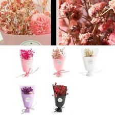 Mini Artificial Dried Flower DIY Bouquet Crafts Wedding Party Decoration Gift US