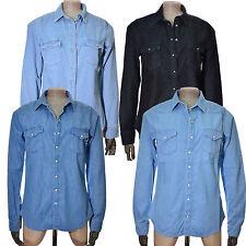 Cotton Collared Regular Topshop Tops & Shirts for Women