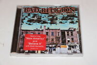 The New America by Bad Religion (CD, May-2000, Atlantic (Label))