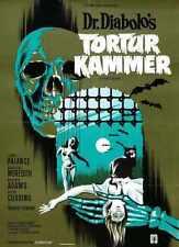 Torture Garden Poster 03 A3 Box Canvas Print