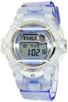 Casio Ladies Baby-G Lilac 200m Water Resistant Digital Sports Watch BG169R-6ER
