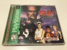 PlayStation Tekken 2 game