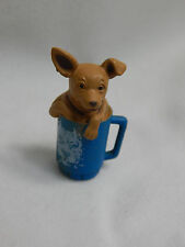 Dollhouse Miniature 1:12 Scale Animal House Pet Dog Puppy Chihuahua #Z426