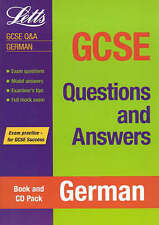 GCSE Questions and Answers German: Key stage 4 (GCSE Questions and-ExLibrary