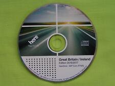 NAVIGATION CD WIP COM RT4 RT5 ENGLAND IRLAND 2017 CITROEN C4 C6 PEUGEOT 207 307