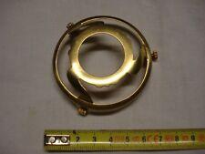 1 griffe laiton 57 mm trou de 28 mm neuve, suspension abat jour à collerette