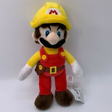 "Super Mario Maker Plush Soft Toy Doll Teddy Stuffed Animal 12"""