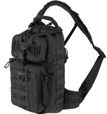 Maxpedition Sitka Gearslinger Sling Bag Tactical Survival Pack Hike Camp BLACK*