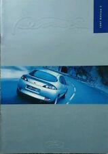Ford Puma Sales Brochure - June 1997 Edition 1