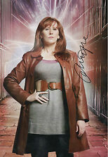DR WHO personally signed 12x8 - CATHERINE TATE as DONNA NOBLE