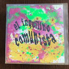 INQUILINO COMUNISTA - DOMESTIC LIES - SINGLE RADIATION 1993
