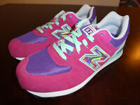 New Balance 574 Youth kids shoes KL574H3G size 6.5 new