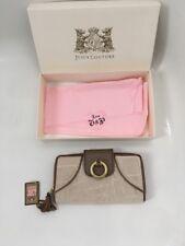 Original Juicy Couture Wallet Wristlet Purse NWT Handbag Bag