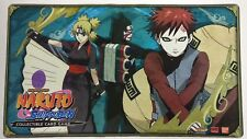 Shonen Jump Naruto Shippuden Gaara Temari & Kankuro 24x14 Playmat Fast Shipping
