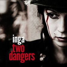 ALBUM CD - INGA - TWO DANGERS - 2013 - TRES BON ETAT