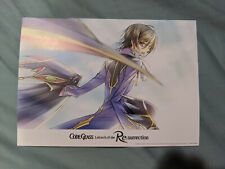 Code Geass: Lelouch of the Re;surrection postcard!