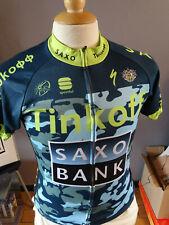MAILLOT CYCLISME CYCLISTE TINKOFF SAXO BANK 2015 CONTADOR BASSO MAJKA SAGAN